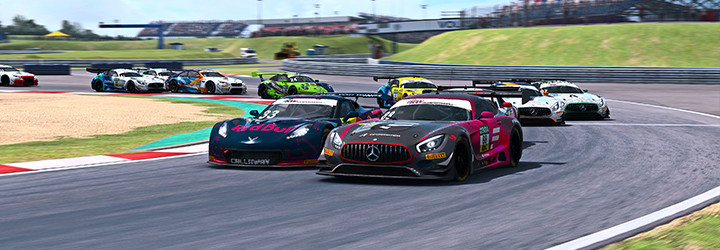 Esports champions to compete in ADAC Masters
