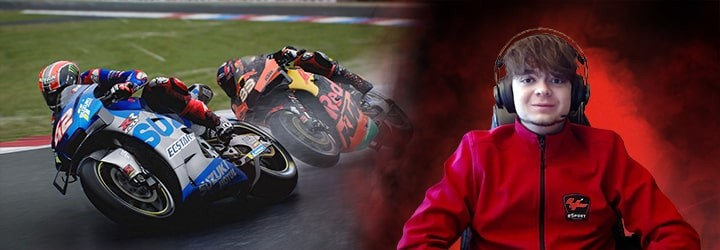 Become faster in MotoGP with world champion Andrewzh