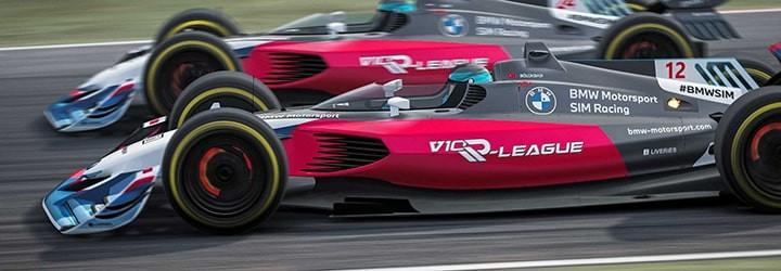 V10 R-League Announces McLaren & R8G for Season 2