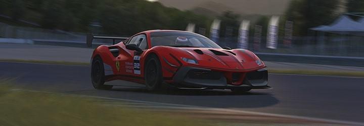 Become a Ferrari driver in the 2021 Ferrari Esports Series