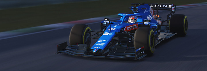 Tracks that are missing in F1 2020 and should be in F1 2021