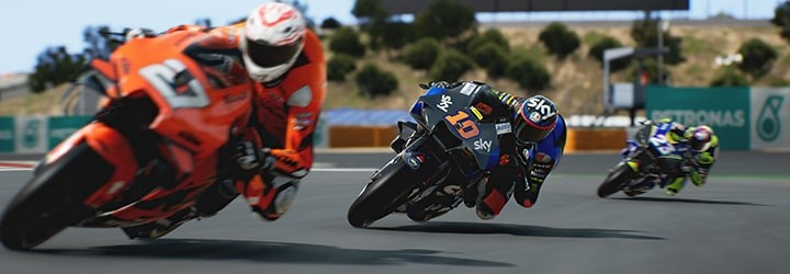 MotoGP 21 – What does a pro expect from the game?