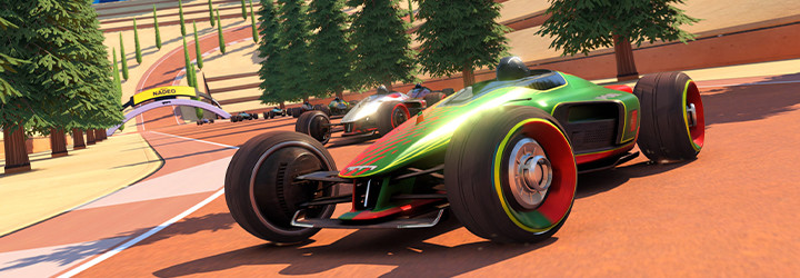 How to drift and slide in Trackmania