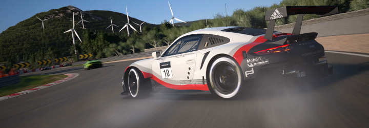Gran Turismo is coming to the Olympics