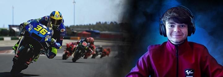How MotoGP pro AndrewZh prepares for a race