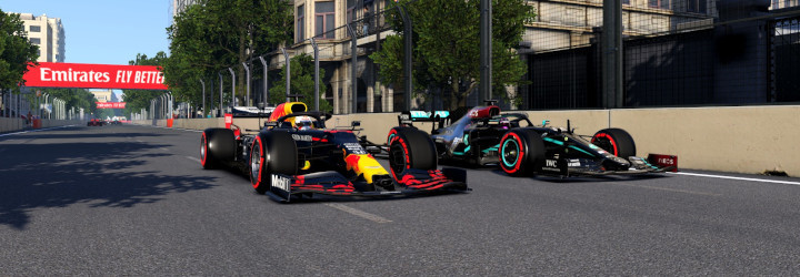"""F1 2020 Nations Cup: """"The Start of Something Amazing"""""""