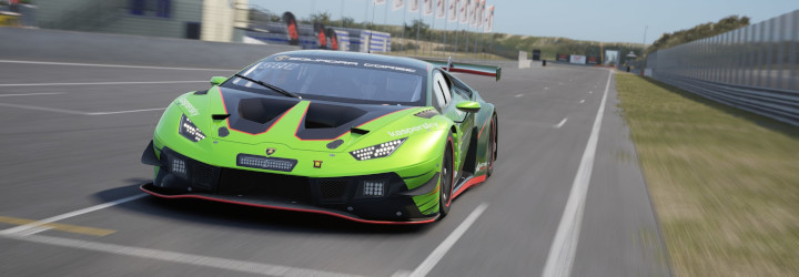 Lamborghini's The Real Race returns for 2021