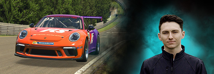 How to master the Nordschleife with Josh Rogers