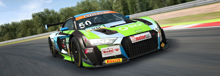 Force Feedback & Replays: All Changes in the New RaceRoom Update