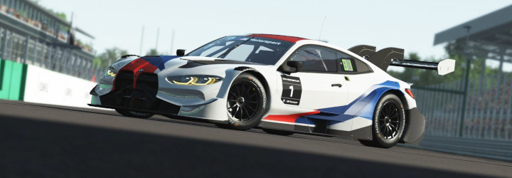 rFactor 2 to add Monza and 2 New BMW Cars