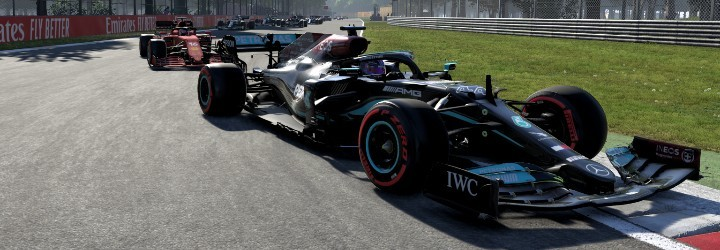 How to win a race in F1 2021 without overtaking!
