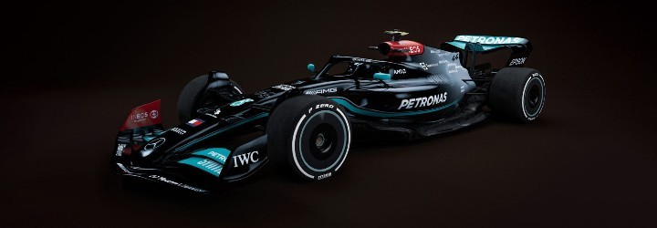 iRacing surprises with addition of Mercedes F1 cars