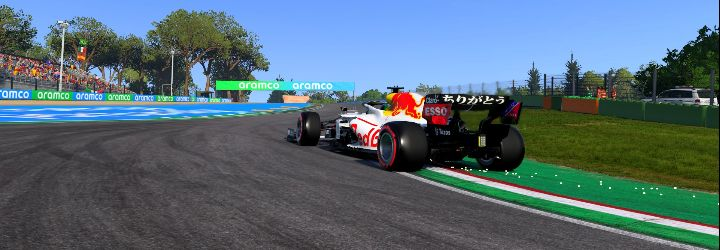 Imola is finally here in F1 2021!