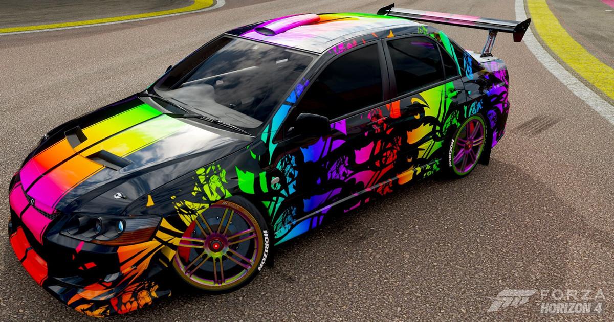 Best Paint Jobs In Forza Horizon 4