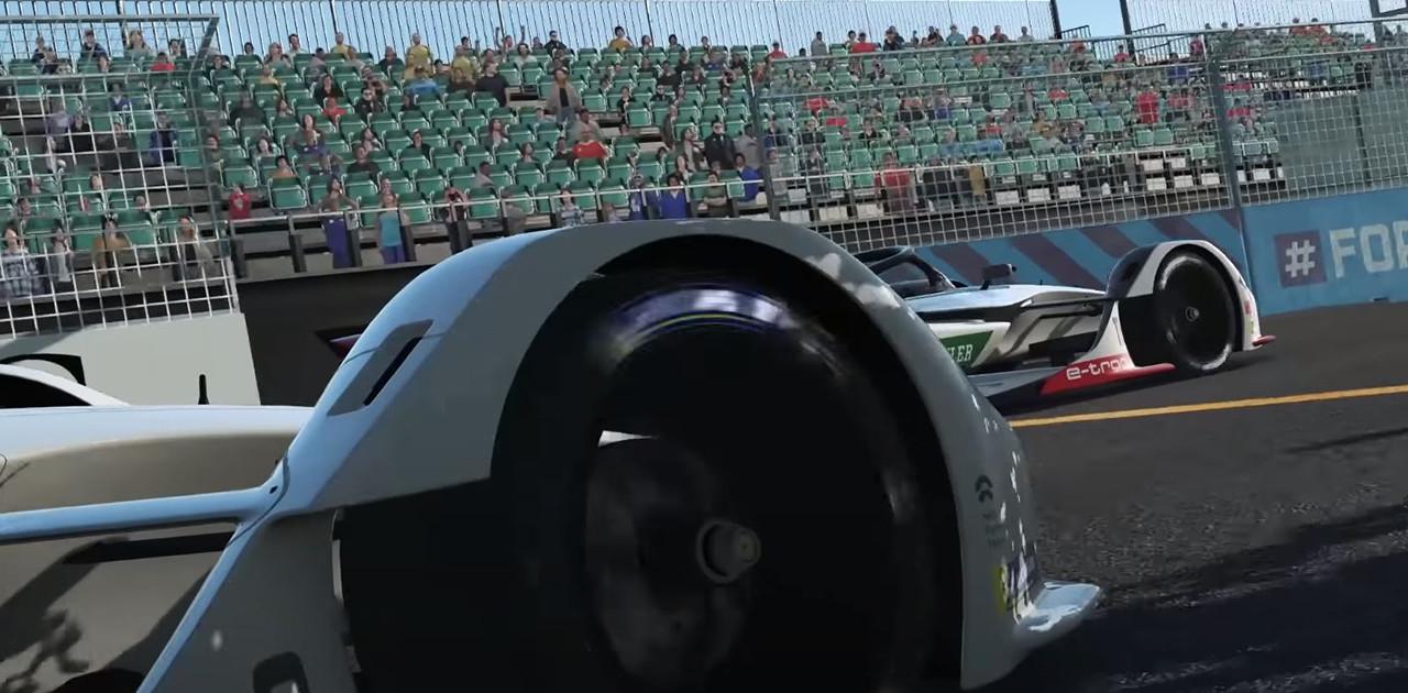 ABB Formula E #RaceAtHome Challenge 2020