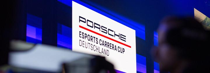 Porsche Esports Carrera Cup 2020