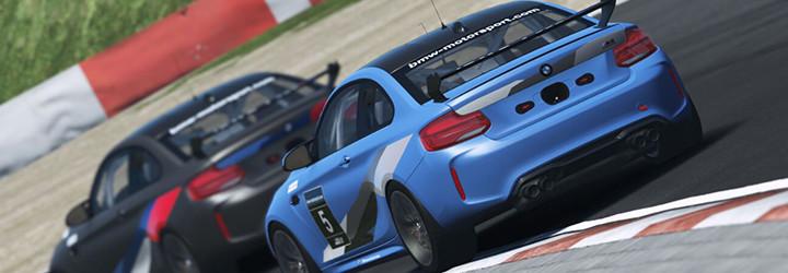 BMW SIM M2 CS Racing Cup