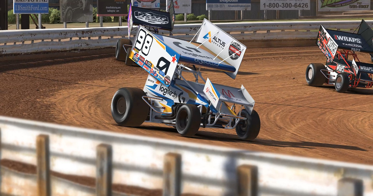 iRacing World of Outlaws NOS Energy Sprint Car World Championship