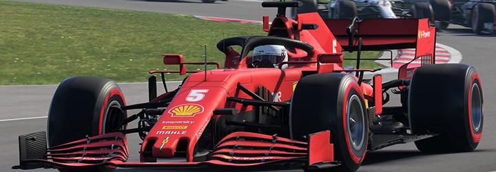 F1 Esports Pro Series 2020