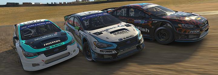 2020 iRacing Rallycross World Championship