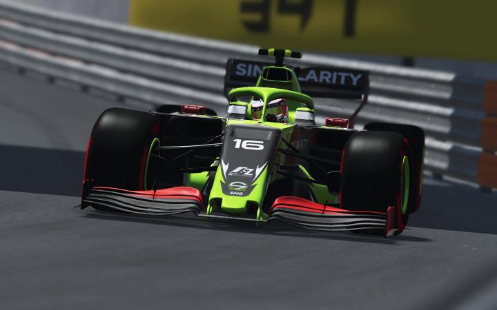 Formula SimRacing World Championship 2020
