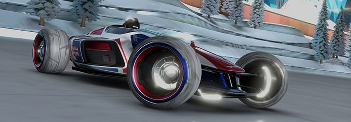 Trackmania Grand League: Winter 2021
