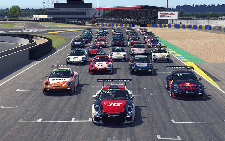 2020 Porsche TAG Heuer Esports Supercup