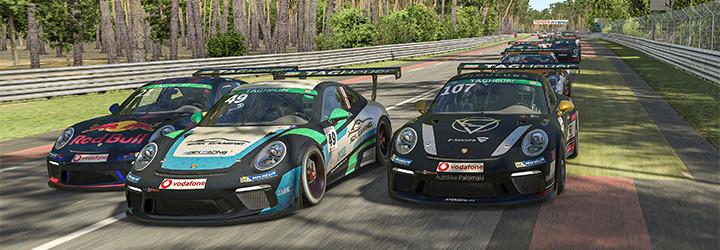 2021 Porsche TAG Heuer Esports Supercup