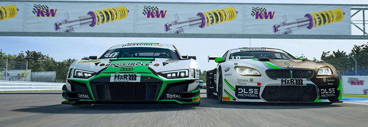 ADAC GT Masters eSports Championship powered by EnBW mobility+