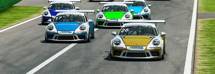 2021 Porsche Carrera Cup Deutschland