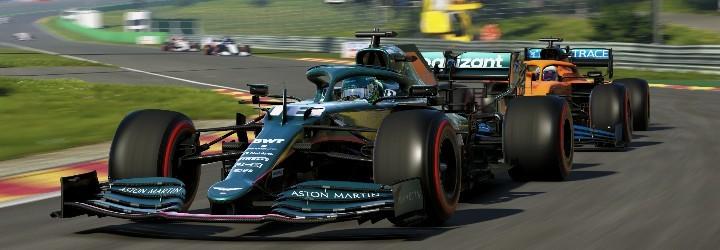 F1 Esports Pro Series 2021