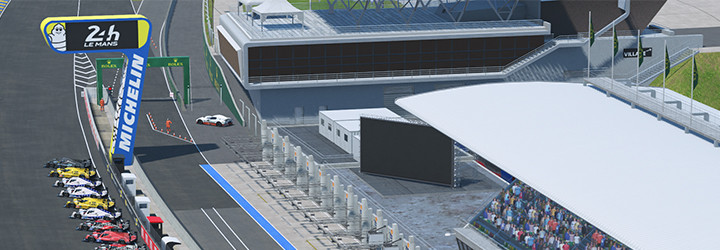 24 Hours of Le Mans Virtual 2020