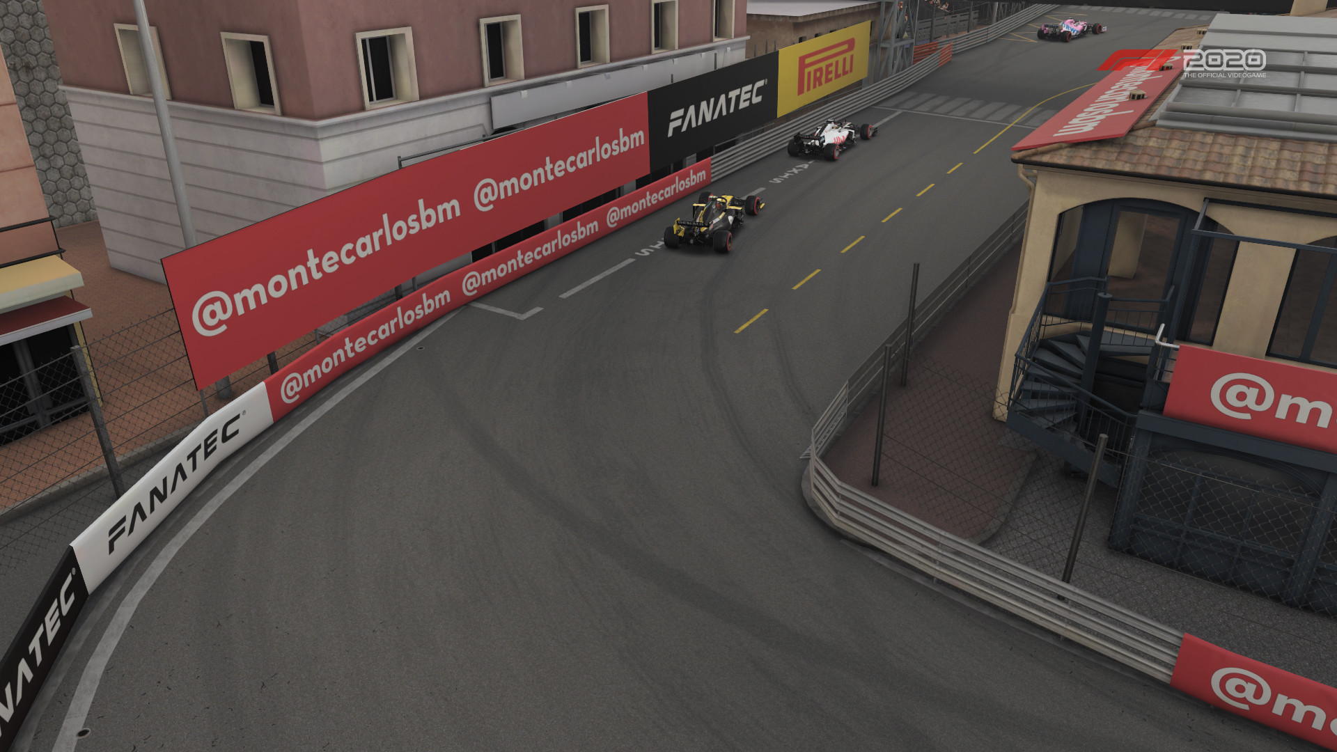 Picture of the Rascasse corner.