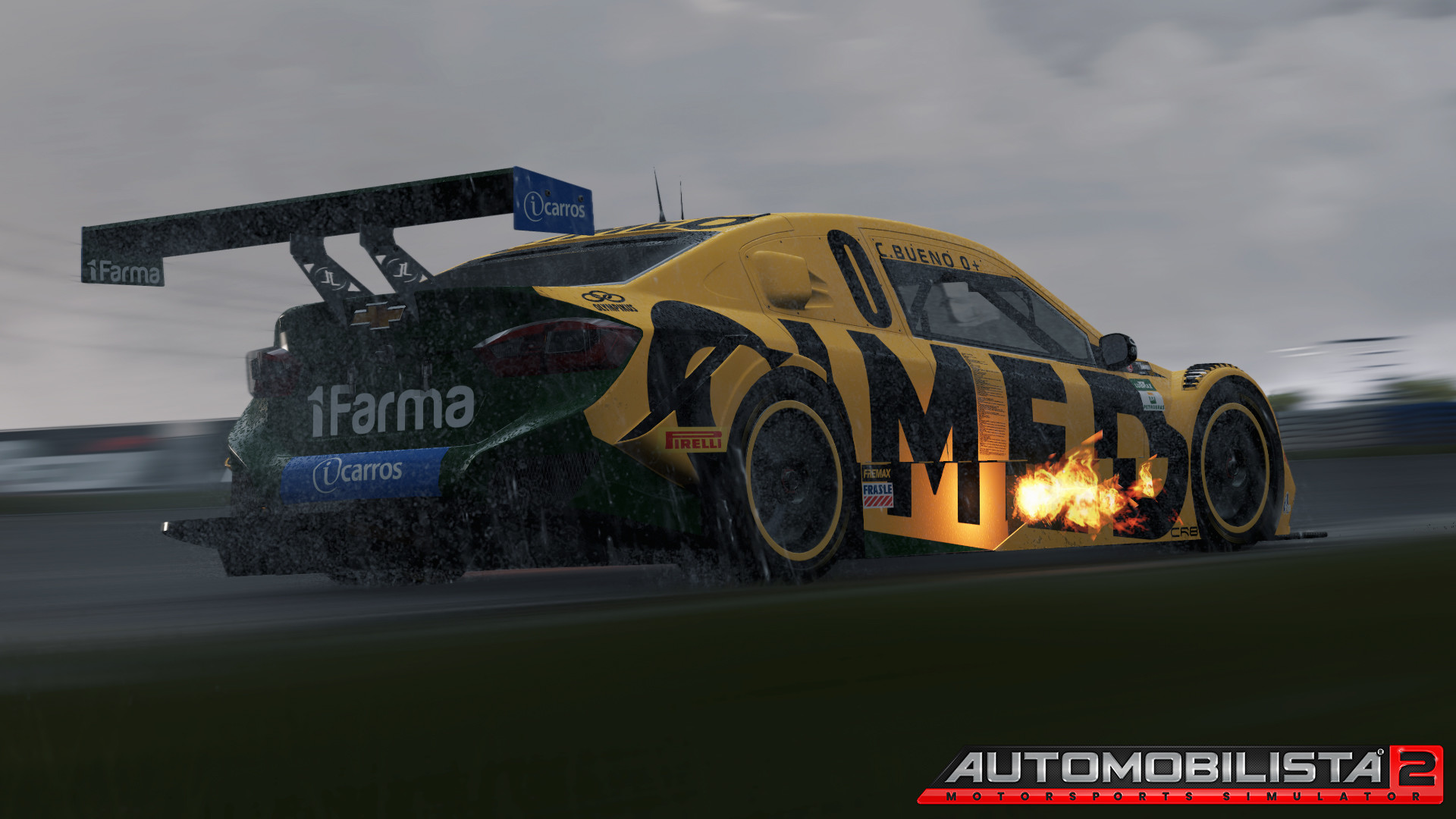 Screenshot of AM2 ingame